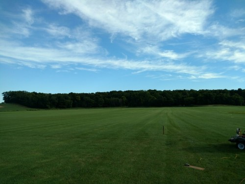 "Wide open space in quiet rural area. 3 fields generally available. Check our ""Glider Flying Fields"" page."